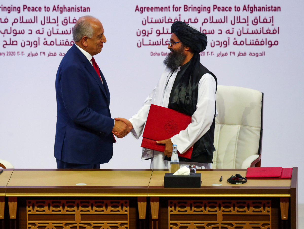 Afghan government to release 1,500 Taliban prisoners, major step in peace negotiations