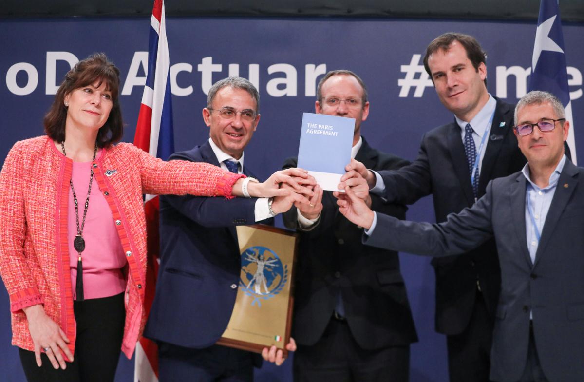 UN COP26 climate summit postponed until next year due to coronavirus crisis