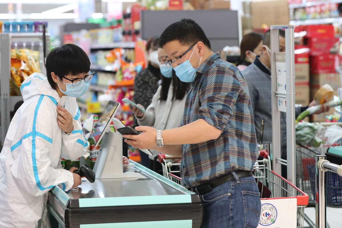 Wuhan Gives Its Shoppers Coupon Bonus