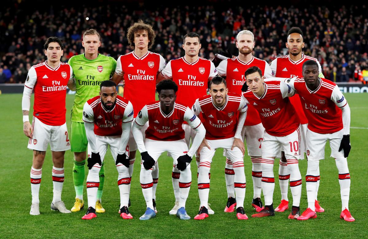 Arsenal Players And Boss Arteta Agree Coronavirus Pay Cut Chinadaily Com Cn