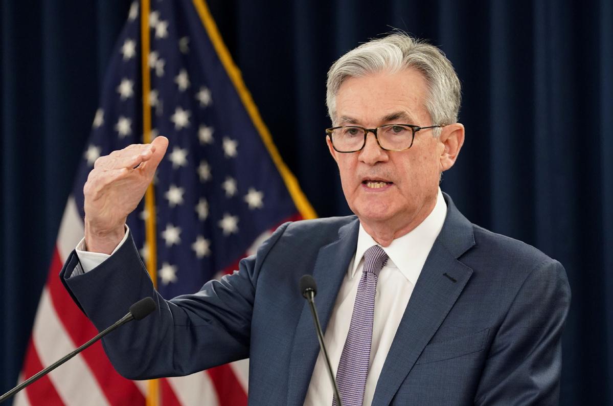 Fed's Powell says full economic recovery may require coronavirus vaccine