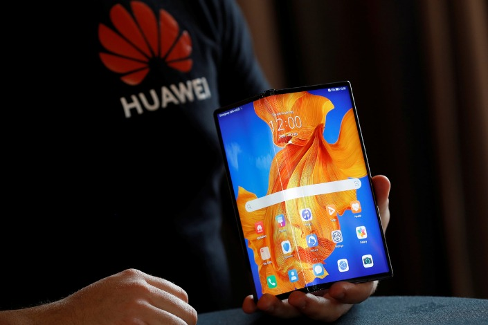 Huawei leads China's 5G phone market in Q1 - Chinadaily.com.cn