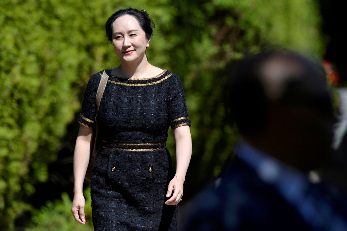 Meng Wanzhou's lawyers accuse US of misleading evidence summary