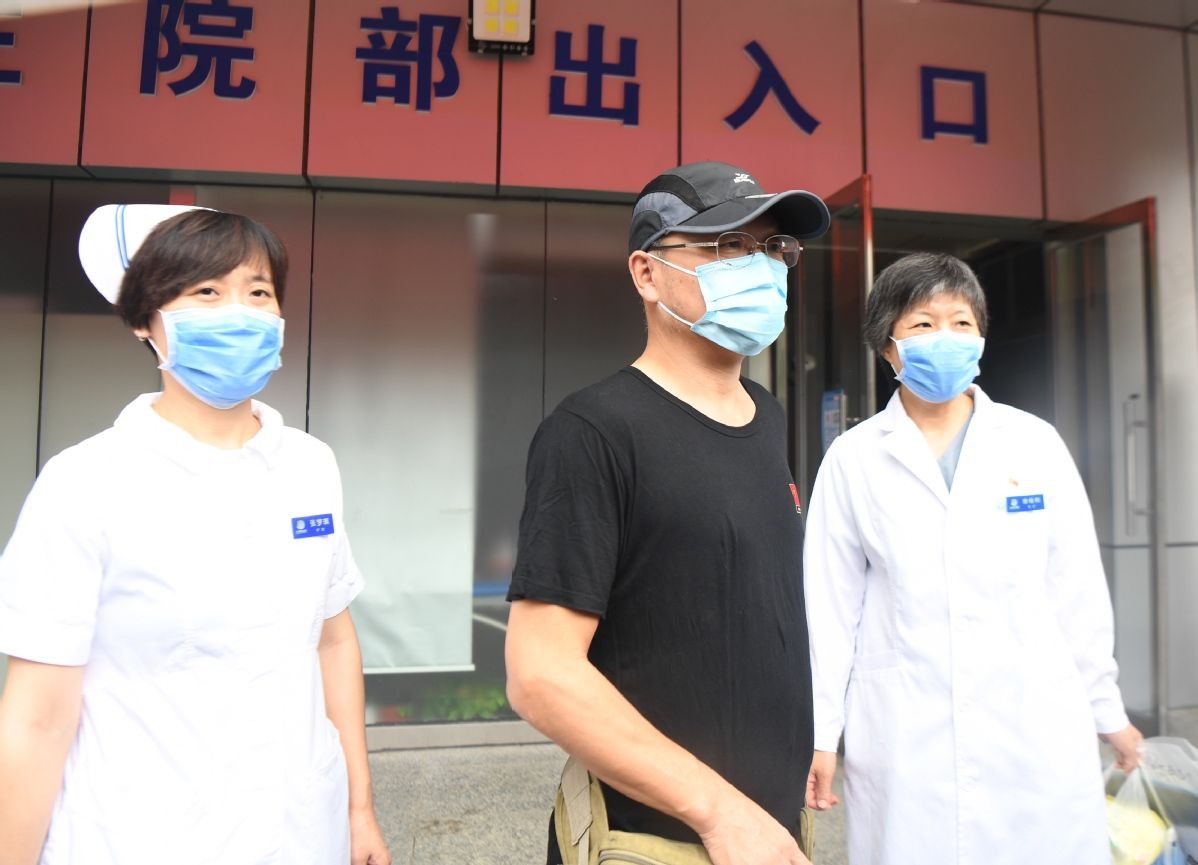 First COVID-19 Patient Linked to Beijing's Wholesale Market Recovers