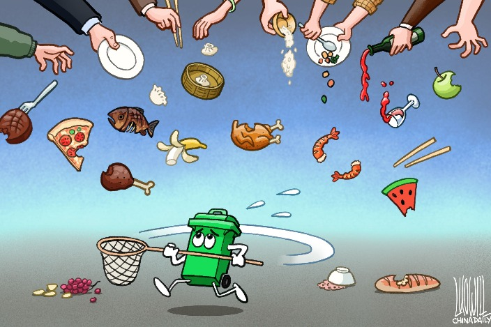 Reducing food waste with 'Clean Plate'