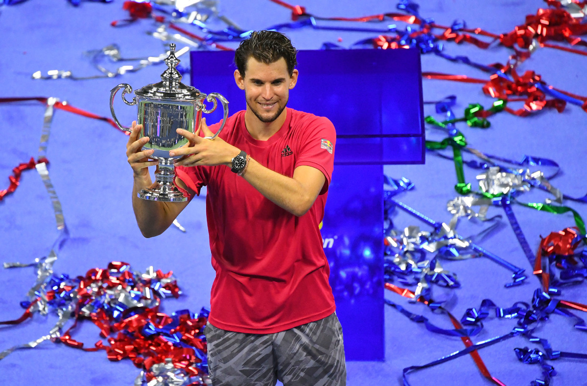 Thiem forces fourth set in US Open final