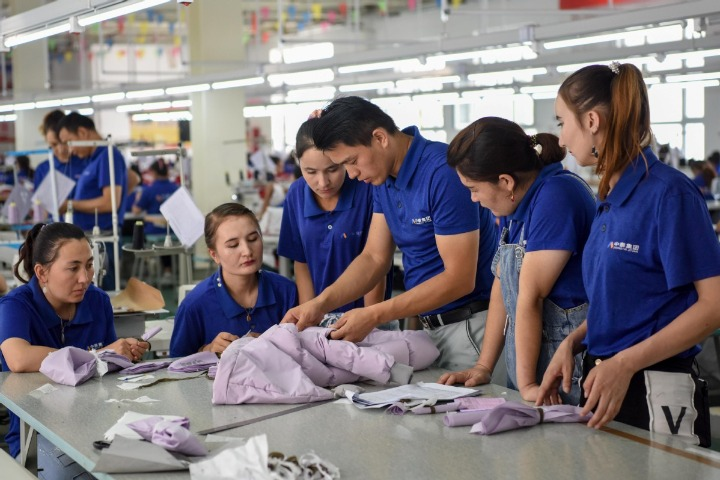 White paper focuses on job security in Xinjiang