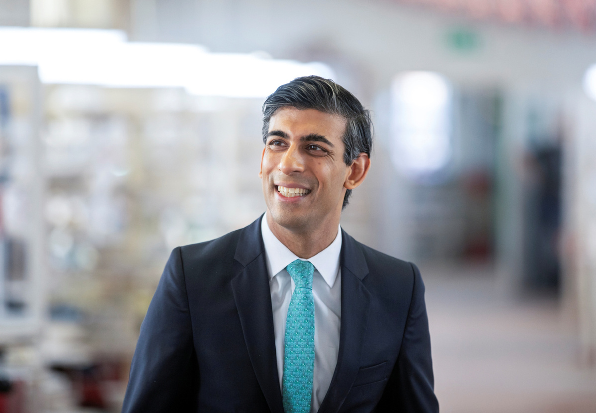 Chancellor Rishi Sunak to extend business support loans