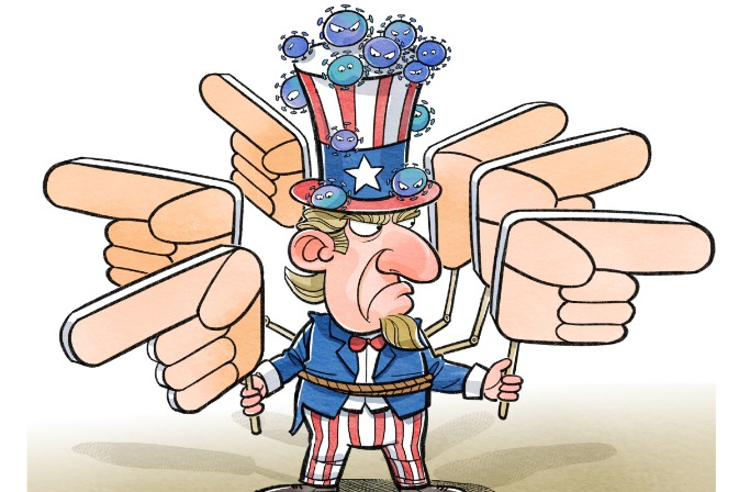 US' political virus is a threat to multilateralism