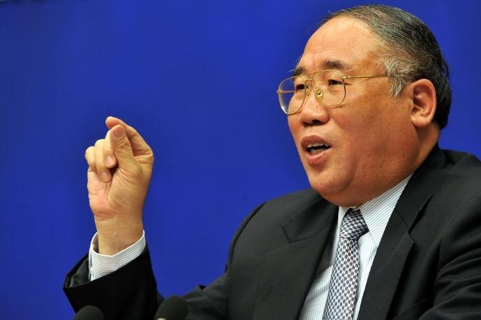 China envoy: Climate change is 'borderless'