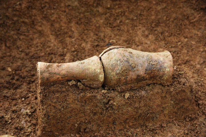 Over 1,500 cultural relics unearthed in SW China's Yunnan