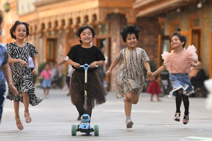 Xinjiang will protect human rights, ensure all ethnic groups live a life of dignity