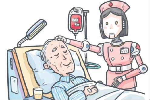 Tech prescription for eldercare