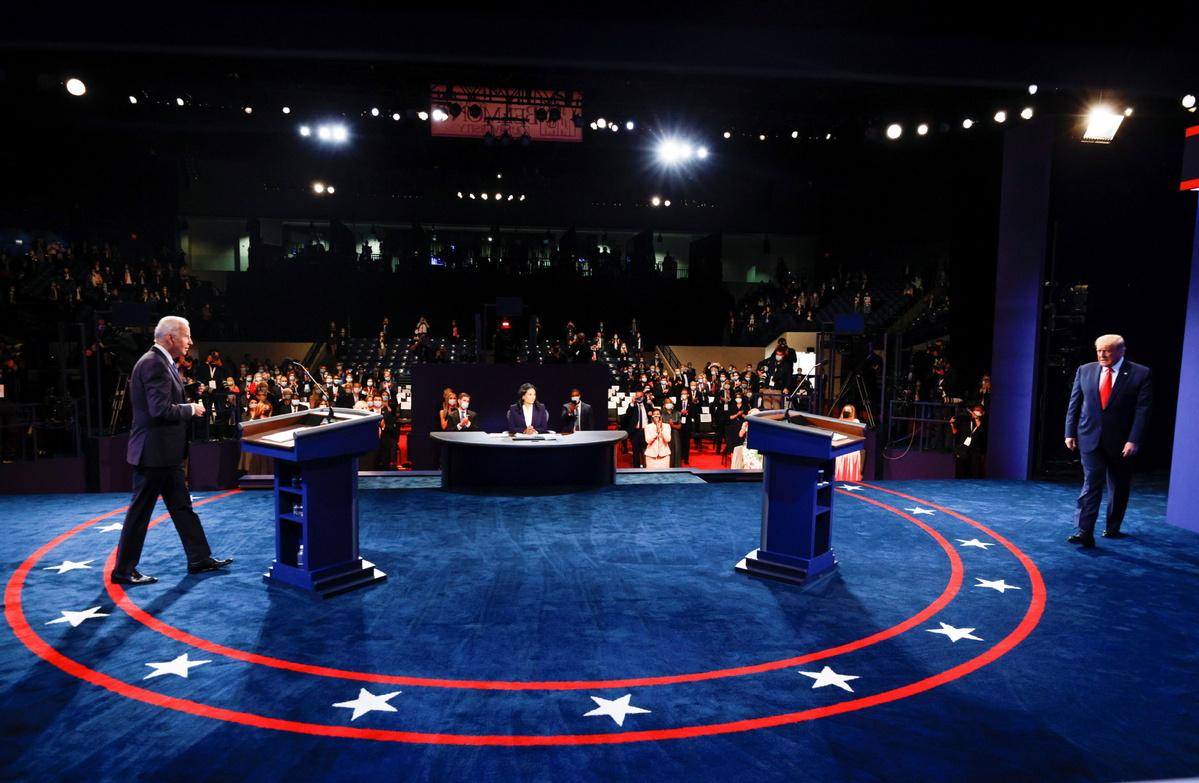 Decision 2020: The Final Debate