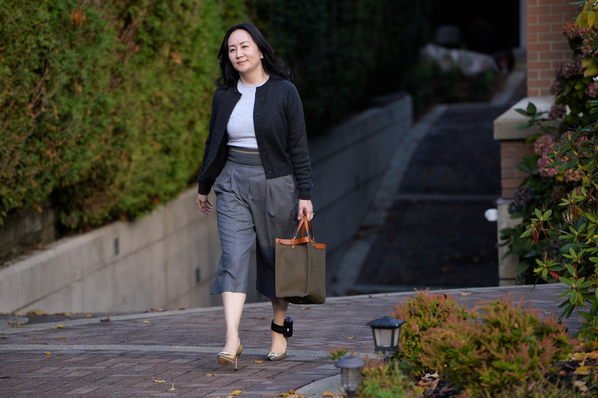 Huawei CFO's lawyers allowed to claim U.S. misleads Canada