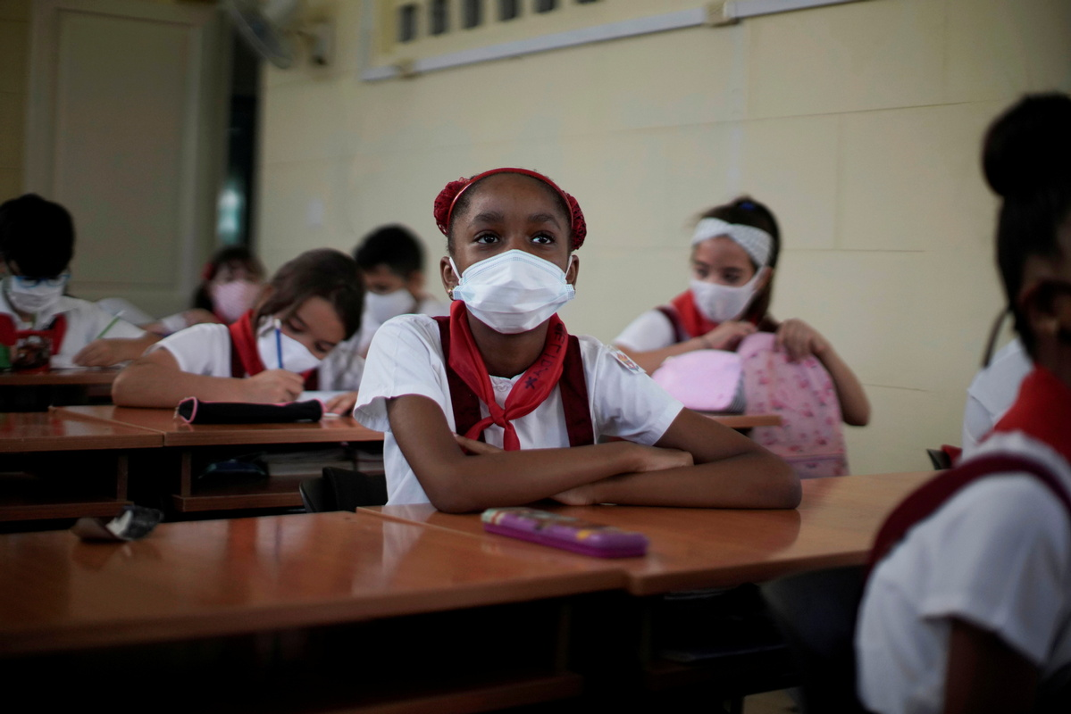 World Health Organization chief in quarantine