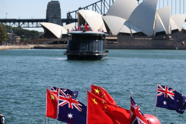 Pragmatism can help Australia improve relations with China