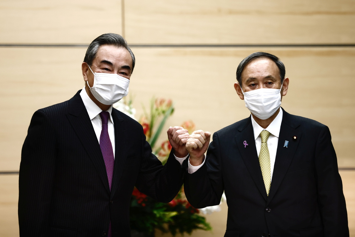 Japan and China Agree to Coordinate on East China Sea