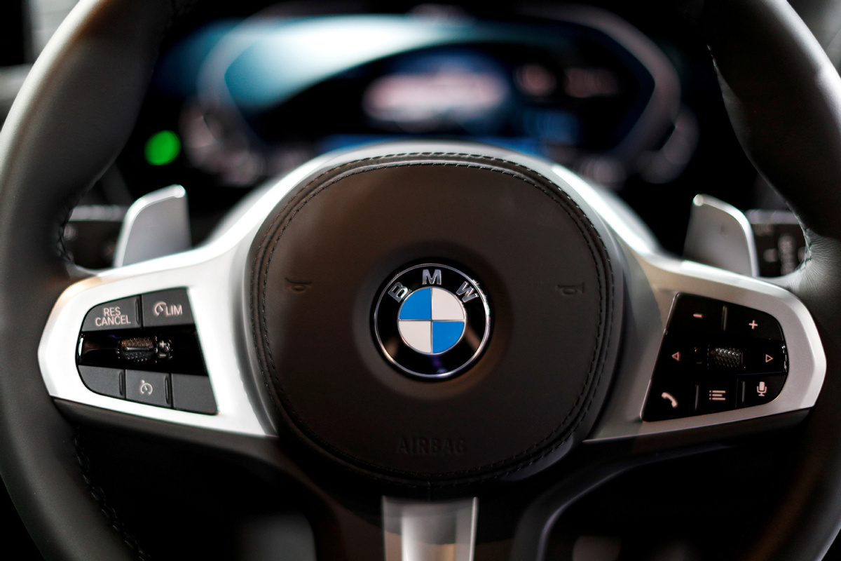 Bmw To Recall 740 Imported Cars In China Chinadaily Com Cn