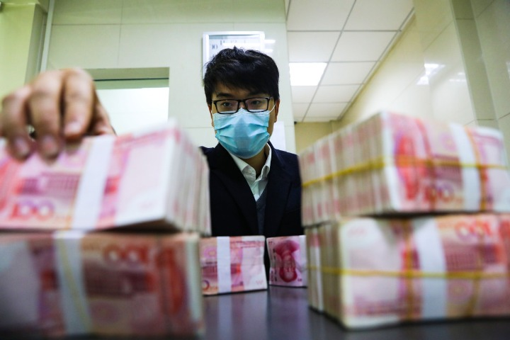 Shadow banking contained effectively: Report