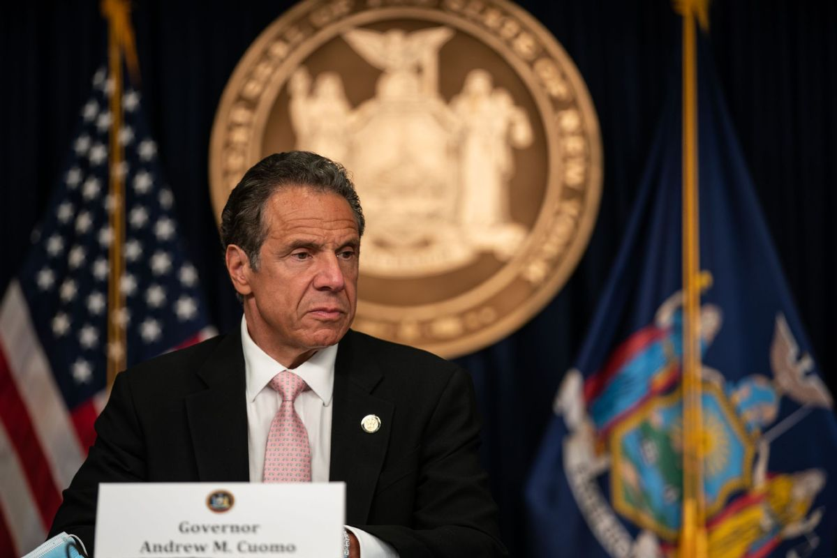 Cuomo warns of total shutdown if virus rate is not controlled