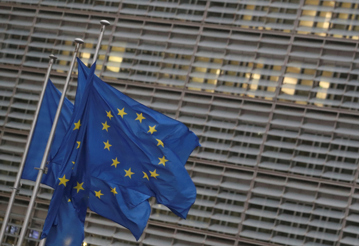 European Commission published text of agreement with Britain on Brexit