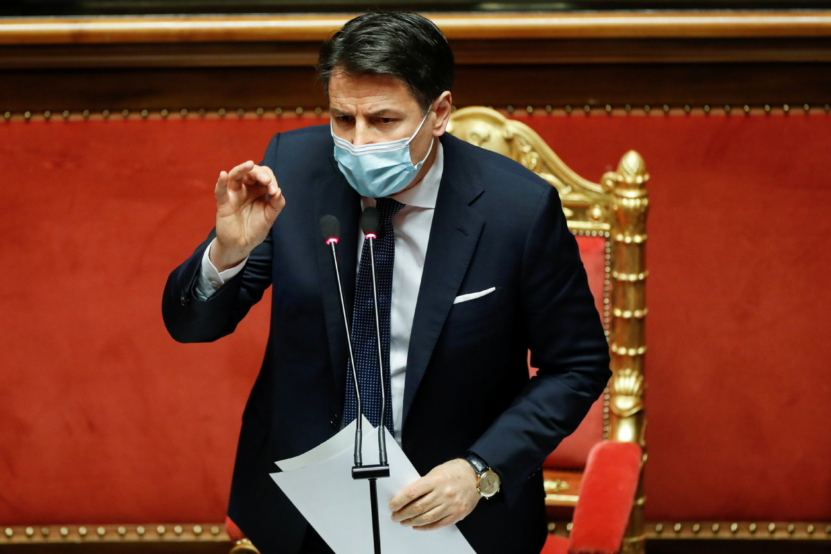 Italy's PM survives two confidence votes