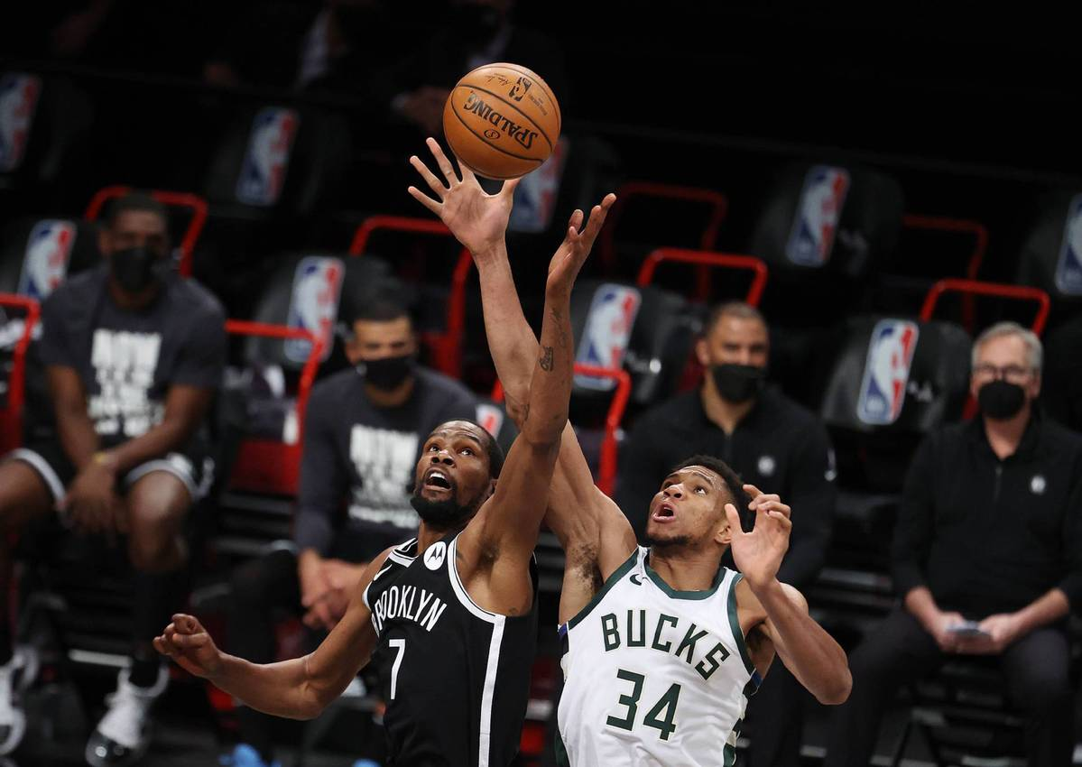 Brooklyn Wins Eastern Conference Shootout Against Bucks 125-123