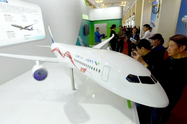 COMAC: Construction of CR929 wide-body aircraft to start this year