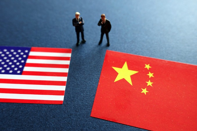 Sino-US relations in facts and figures