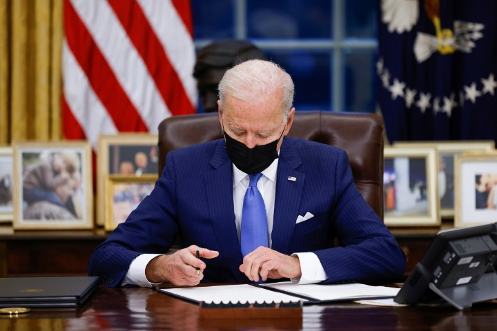 Immigration reform a tough task for Biden