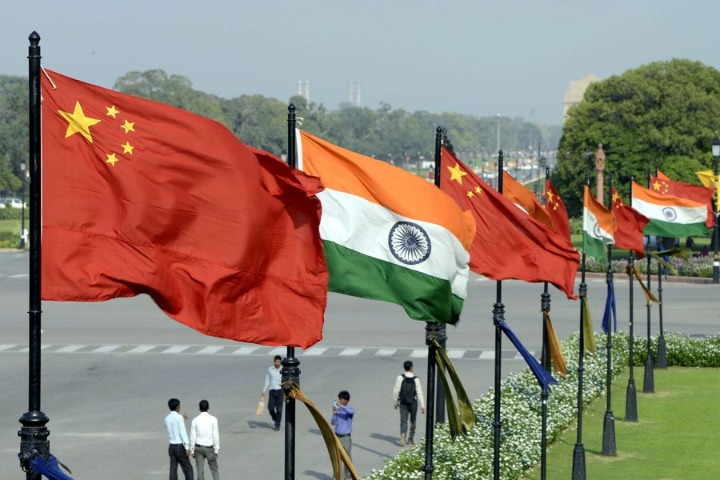 Disengagement of Sino-Indian front line troops and warming of economic ties