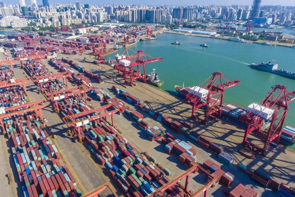 Strong exports suggest higher growth