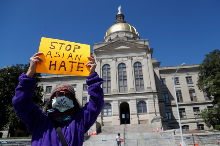 Anti-Asian violence an ugly racial scar in US