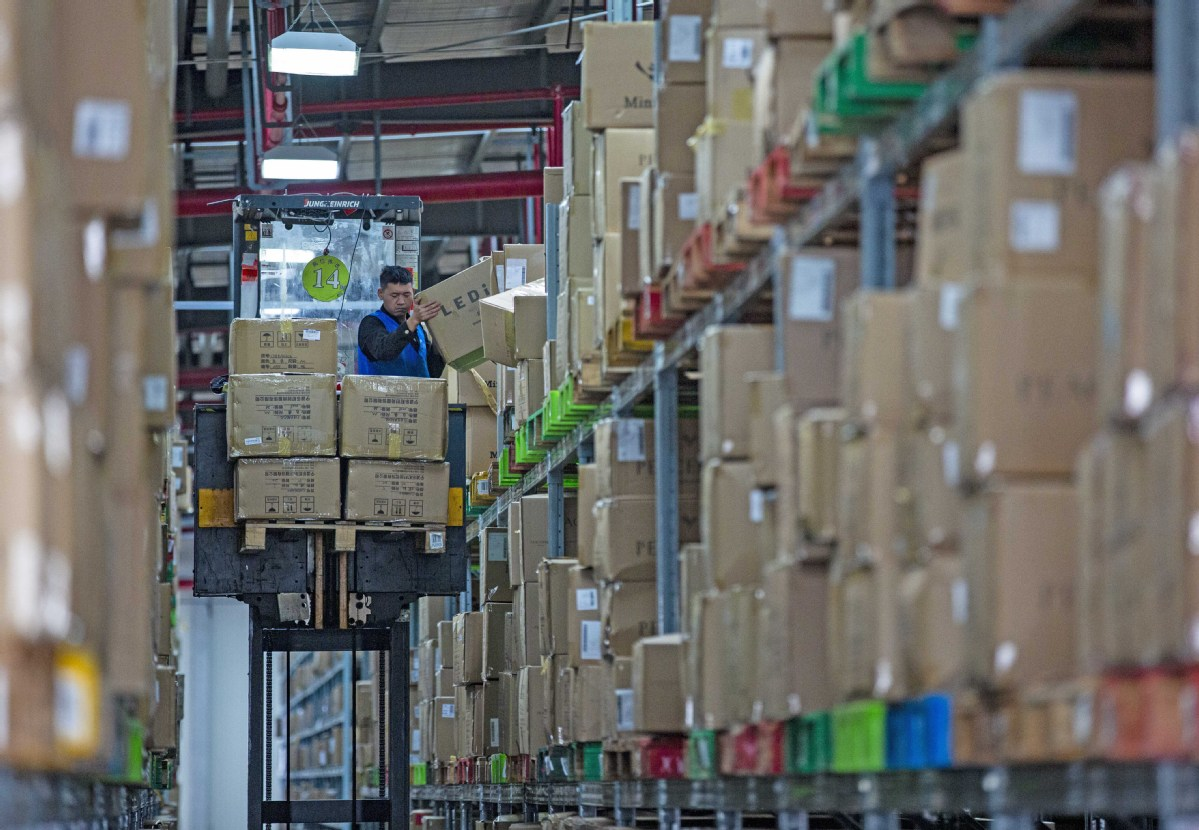 Cross-border e-commerce pilot zones to be expanded nationwide.jpg