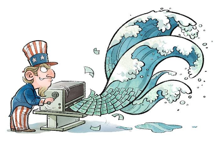 Spamming of US dollar will hurt emerging markets