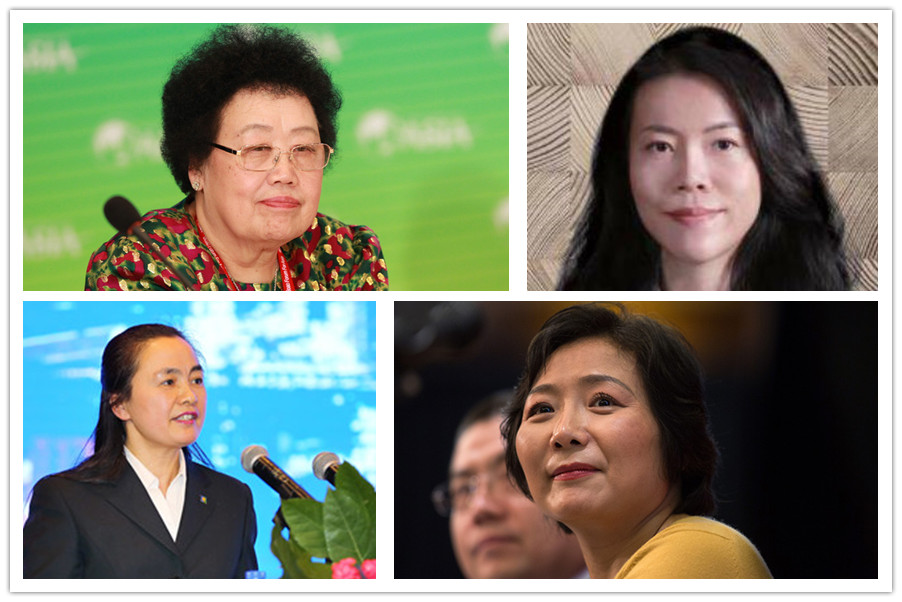 Woman world asian richest in the The Richest