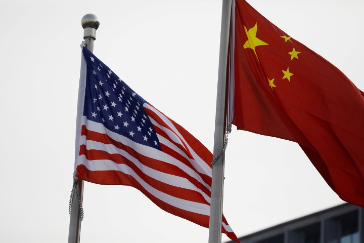 Chinese envoy urges US to immediately lift unilateral sanctions