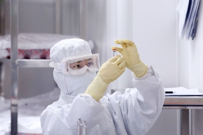 Chile receives new shipment of Chinese-made COVID-19 vaccines