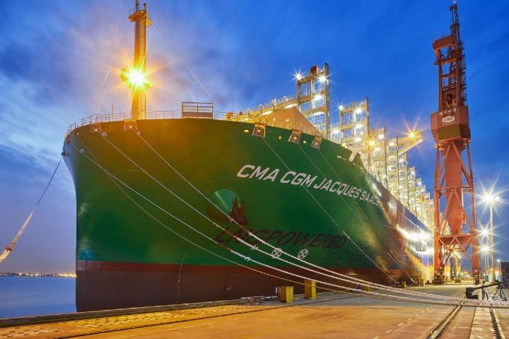 State shipbuilder lands major container vessel deal