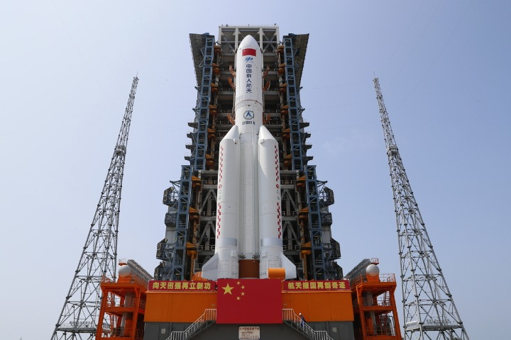 To Mars and beyond, as China's cosmic journey continues