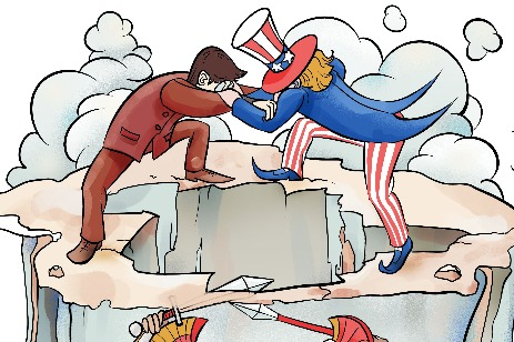 China, US not fated to fall in Thucydides' trap