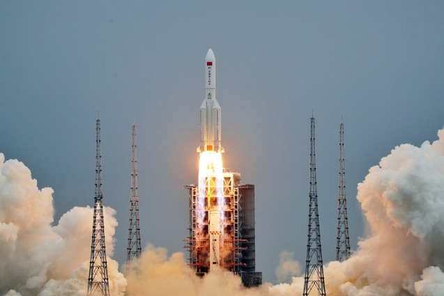 China's space station takes shared future concept to space