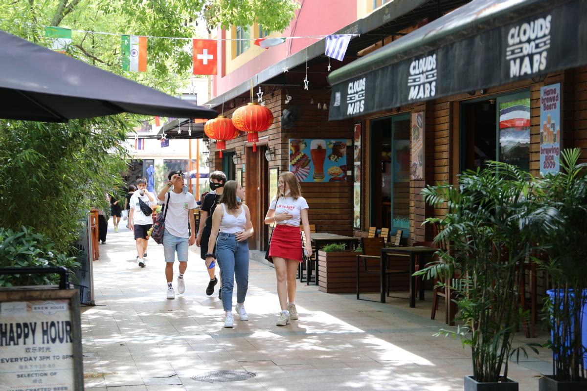 Chine. Expats à Shanghai, tous alcooliques ?