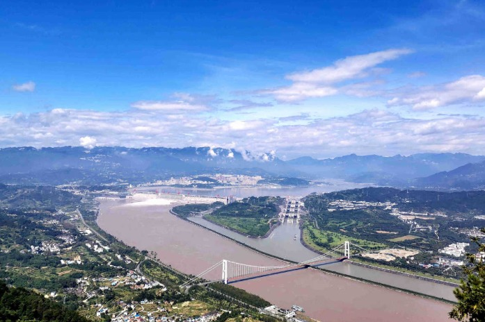 Journey to the East: The flow of Yangtze