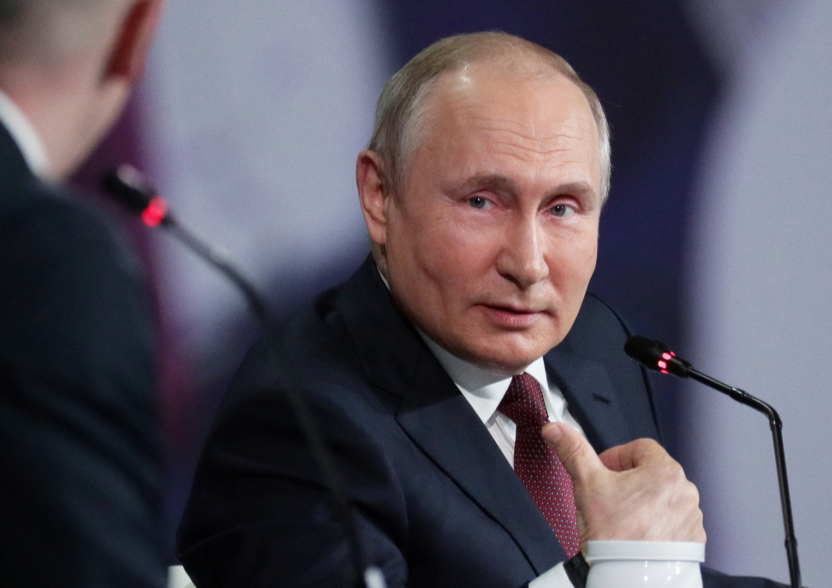PM Modi, Xi Jinping `responsible` leaders, can solve bilateral issues: Vladimir Putin