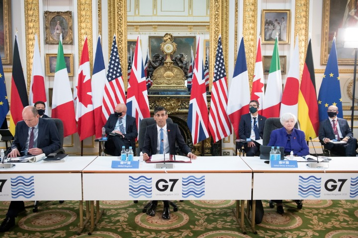 To be relevant, G7 must promote multilateralism