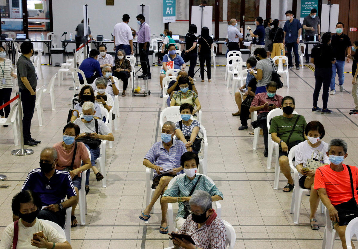 Singapore selects 24 private healthcare institutions to provide Sinovac  vaccine - Chinadaily.com.cn