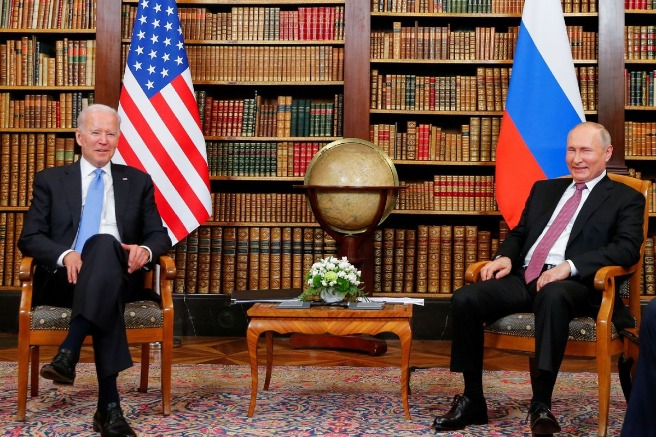 Rapprochement can hardly reset US-Russia ties