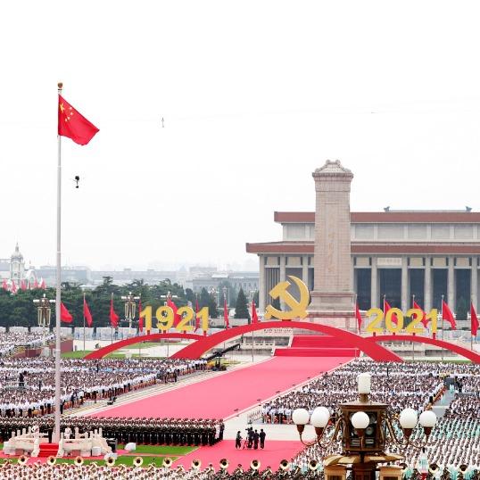 Party leadership essential for national rejuvenation
